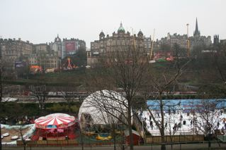 Christmas and Hogmanay Carnival
