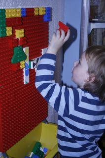 Verticle Lego